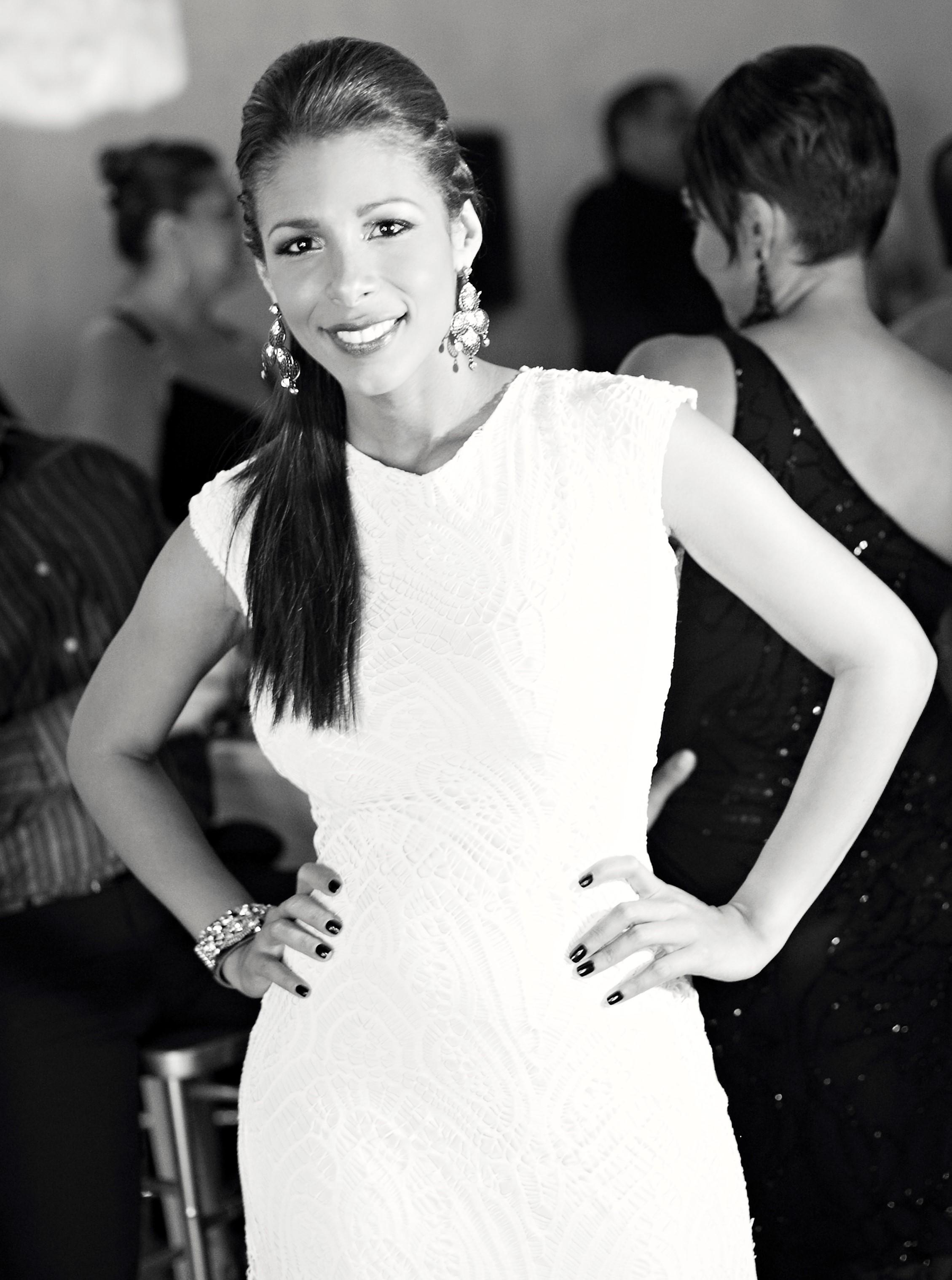 Alessandra Olivo, organizadora de bodas de lujo